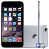 Iphone 6 Apple 32 Gb Novo Original Cinza 1 Ano De Garantia