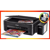 Impresora Epson L-380 Multifuncional + Resma De Papel