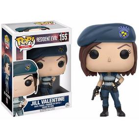 Boneco Funko Pop Resident Evil - Jill Valentine Nº155