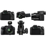 Desde 299 Mil Camara Lumix Panasonic Dmc-fz300 4k Superzoom