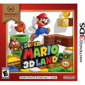 Super Mario 3d Land Nuevo Sellado Fisico Nintendo 3ds