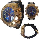 cd9cb09fe711 Relógio Masculino De Luxo Várias Opções E Preço Promocional