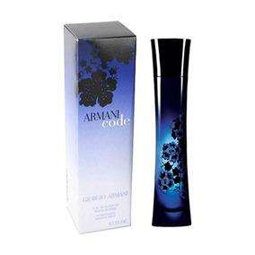 Perfume Giorgio Armani Code Fem Edp75ml Original Lacrado