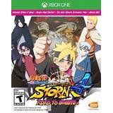 Naruto Ultimate Ninja Storm 4 - Road To Boruto Xbox One