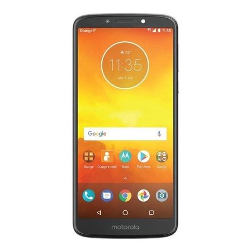 Motorola E5 Dual SIM 16 GB Gris flash 2 GB RAM