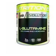 Glutamina 300 Gr Star Nutrition Evolution