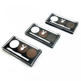 Trio De Sombras Para Sobrancelhas Playboy Hb86292 Box C/24