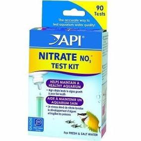 Api Teste De Nitrato (90 Testes) Para Água Doce E Salgada