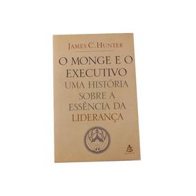 Leilão Livro O Monge E O Executivo A Essência Da Lider B4750