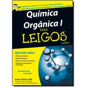 Quimíca Orgânica I Para Leigos