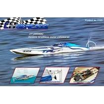 Genesis Rc Boat 1122z Tfl Blue Unica No Ml