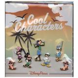 Pin De Disney - Personajes Frescos - Colección De 7 Mini Pi