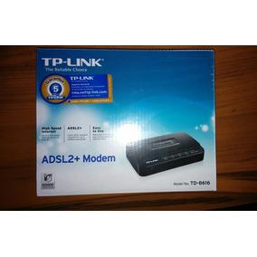 Modem Tp Link 8616 Para Cantv
