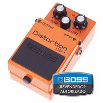 Pedal Boss Ds-1 Distortion * Original * Loja Oficial