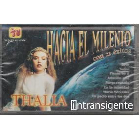 Thalía - Hacia El Milenio (cassette, Kct Nuevo Y Sellado)