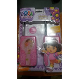 Walkie Talkie Dora La Exploradora