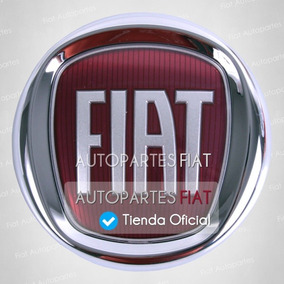 Insignia 95mm Parrilla Fiat Palio Uno Siena Strada Original®