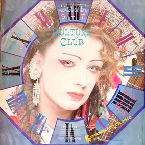 Lp Vinilo Culture Club - This Time (12 Worldwide Hits)