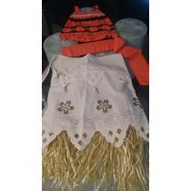 Disfraz Moana Princesa Licencia Original