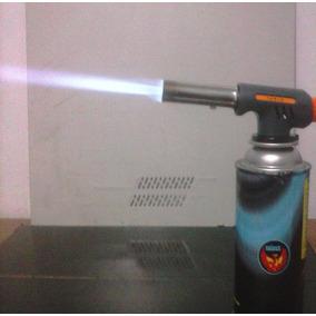 Soplete Antorcha Mechero Gas Propano Butano Solda Aluminio