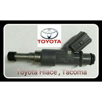 Inyector Toyota Hiace Tacoma,4runner 2.7l 2005-2013