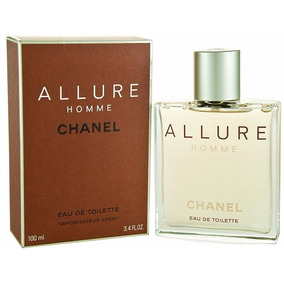 Perfume Allure De Chanel 100ml Original Somos Tienda Fisica