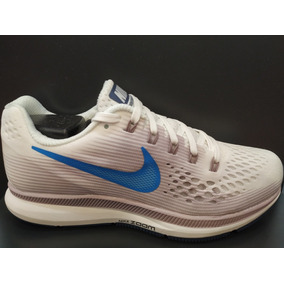 1f6ae048 Zapatillas Nike Air Zoom Pegasus 34 - Zapatillas Nike Running Blanco ...