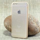 Capa Iphone 6s 6 Case Rosê Dourada Prateada Estilosas
