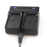 Cargador Doble Baterías Sony Np-f960 F970 F750 F550 F570