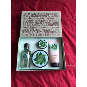 Estuche Regalo The Body Shop Fuji Green Tea
