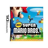 Nueva Nintendo New Super Mario Bros. Acción / Aventura Jueg