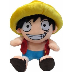 Peluche Luffy One Piece Importado (35 Cm)