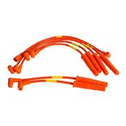 Cables De Bujia Competicion Ferrazzi 9mm Falcon Duraspark..