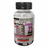 Termogênico Methyldrine Clone Pharma 60 Cápsulas Importado