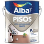 Alba Pisos Negro X 4lts - Caporaso