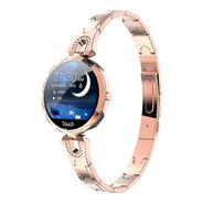 Smart Watch Reloj Inteligente Ak15 Lujo Dama Marca Fralugio