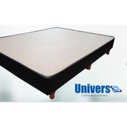 Universo Box Sommier Ecocuero 1½  Plazas190 X 100 Cm.