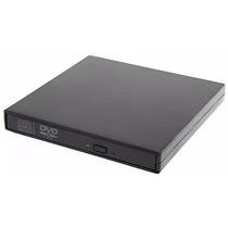 Gravador E Leitor Cd/dvd Drive Externo S/marca Usb 2.0 Slim