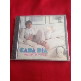 Ricardo Montaner Cd Cada Día (cd Nuevo)