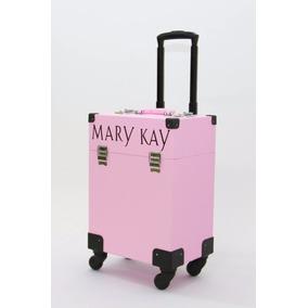 Maleta Profissional Com Rodinhas Mary Kay Temos 2 Cores