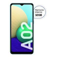 Celular Libre Samsung Galaxy A02 32/2gb Azul