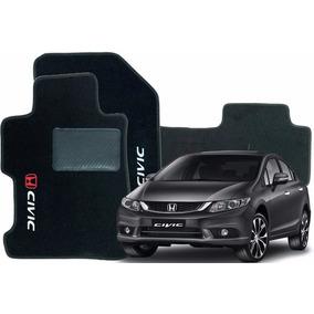 Tapete Carpete Automotivo Honda Civic 2012/13/14/15/16