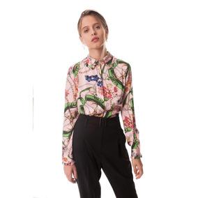 Camisa Las Pepas Rosa Koons Bambi