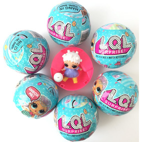 Bonecas Lol Surpresa Serie 1 - Modelo Lql