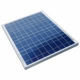 Panel Solar 60w Watt Policristalino 12 Voltios Energia Solar