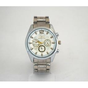 Relógio Masculino Invicta Prata