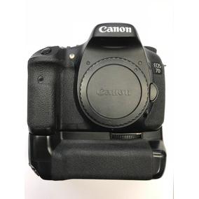Canon Eos 7d Corpo