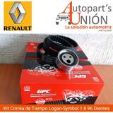 Kit Correa De Tiempo Renault Clio Logan