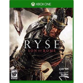 Ryse Son Of Rome Xbox One - Código 25 Dígitos *