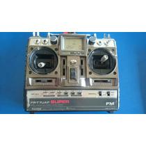Radio Control Futaba Fp-t7uaf Super Fm. En Buen Estado!!